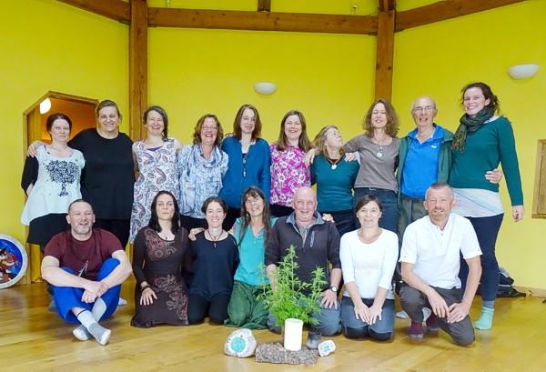 Two Year Shamanic Practitioner Training Group 2017-19